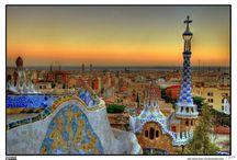 Love Gaudi / by Fernanda Gomar