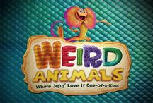 Videos | Weird Animals VBS 2014 / Weird Animals VBS 2014 videos galore! Watch all of our fun energetic videos and use them for your 2014 VBS. / by Group VBS