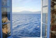 Santorini / by Gailyn Beadle Brock