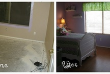 Before and After / by Crissy's Crafts