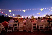 Outdoor receptions / by EasyWeddings Aust