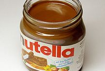 Ingredient : Nutella / Nutella transformed into tasty treats / by Leah Lenz