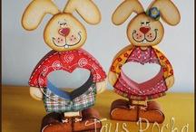 Happy Easter / by Tays Rocha