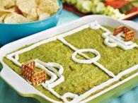 World Cup(cakes) and More / Whether your artistic expertise is good enough to build a gigantic meat stadium or your skills are limited to printing out flags to attach to toothpicks, there are ideas for everyone to create their own World Cup-themed party. / by Make Me Social