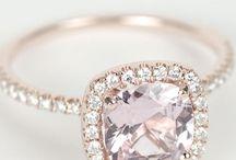 put a ring on it / diamonds galore / by Bess Nichols