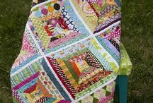 scrappy quilts to make / by Jo Miller
