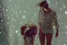 STARS AND SPARKLE / by Monika Zander