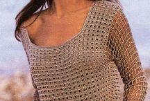 Crochet de las Claras / Tejido / by violeta silvia