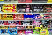 Candy! / Some of our favorite candies, and just a place to show some candy love! / by Groovy Candies