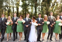 2013- Robbie and Emily  / Photo Credit: V.A. Photography / by Mankin Mansion