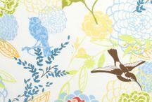 Fabric I Like / by Lauren Henderson