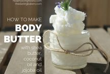 Homemade products / body scrubs and lotions made at home / by Nicole Gensman