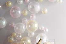 Bubble 1st birthday party / by Erin Reaper