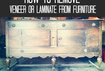 Furniture Tips and Tricks / by Farm Fresh Vintage Finds