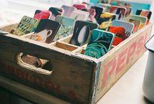 Getting organised / by Bianca Van Meeuwen