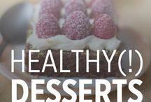 Healthy Deserts / by Brittani Benton