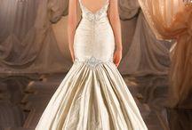 bridal gowns / by Samantha Nicole