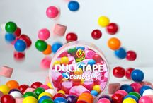 Duck Tape Scents / Now your Duck Tape projects can smell as good as they look with the first-ever scented duct tape Duck Tape Scents. / by Duck Brand