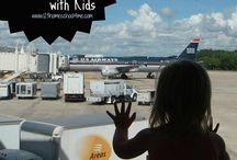 Traveling with Tots / by Ebony Logue