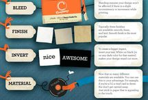 Business Card Inspiration / by Alex Colletti