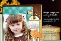SCT Fall 2014 / Introducing the 35th issue of Scrapbook & Cards Today magazine! / by Scrapbook & Cards Today