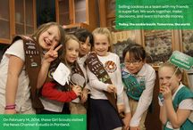Local GS News / Girl Scout news that's happening in our area! / by Girl Scouts OSW