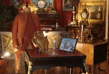 Antique Dealers of Proantic / Proantic is the biggest French website of French and European antique dealers on internet. / by Proantic