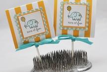 Crafty, Cute Cards! / by Rhonda Parsons