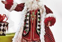 Santas / by Patty Grim