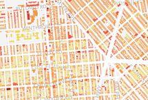 maps / by Lenka Rezbáriková