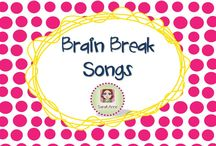 Brain breaks / by Sharon McGilvra