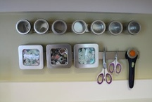 Simple Organizing Ideas / by Stamptastic Designs