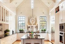 dream: kitchen / by rie catsbed