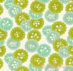Lime Green/Grey Fabric Stack / by Katie McNeill