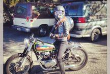 Motorcycles / by Sjanett