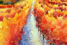 water colors / by Susan Ward