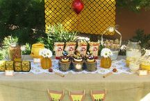 party decor-littles / by Lacey Kuzmich Timmins