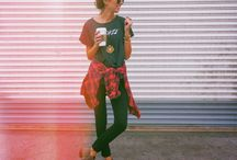 Fall Fashion 2k14  / by Libby Long