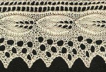 lace and edgings / by Christine Beutner