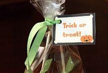 Sweet treat ideas / by Elizabeth Ciceña-Rios