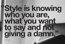 My Style or What I Wish I Had Money For :) / my addiction to fashion!  / by Nicole Savitsky