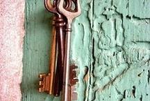 keys / by Amy Adams