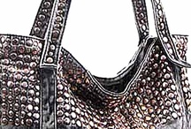 Girls Like Bling Handbags  / by 41Fashion.com