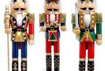 Nutcrackers / Figured / by Jimmie Frisby Rice
