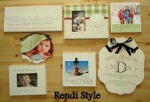 Rendi Ideas / by Shantel Eggleston