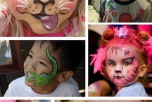 Face painting / by Janny B
