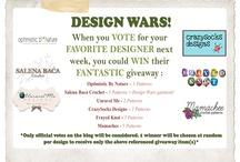 Design Wars  / by Jonna Ventura (Frayed Knot)