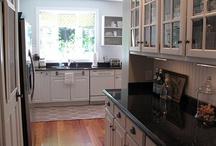 kitchen ideas / by Amy Huntley (TheIdeaRoom.net)
