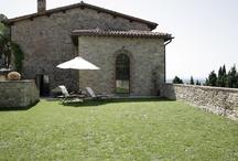 Guesthouse / by Castello di Montegiove