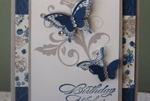 Giving Me Ideas- Cards Volume IX / by Kay Demonbren